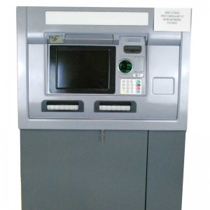 ABE refurbished NCR 6638 island ATM